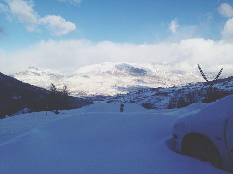 Ski ❄️