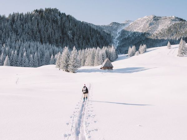 Justgoshot Snow Nature Beauty In Nature Winter Outdoors Skiing Skitouring Zakopane Poland The Week On EyeEm Editor's Picks
