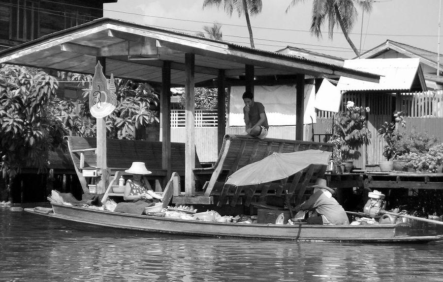 Boat Day EyeEm Selects Men Nature Outdoors People Real People Transportation Wasserdorf Water Water Village Wohnen Women Summer Exploratorium