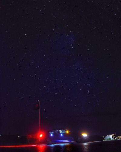Astronomy Star