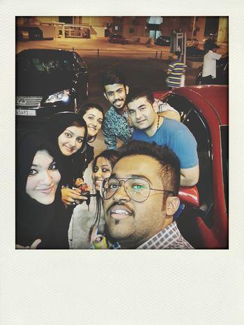 Selfie Bahrain Birthday Friends