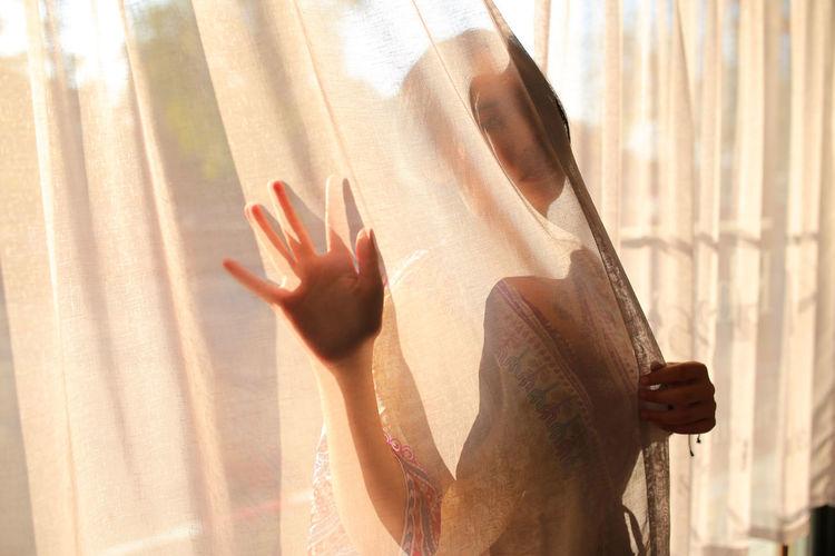 Hand Human Body Part Human Hand Sunlight Women Day Window Close-up Lifestyles Human Arm