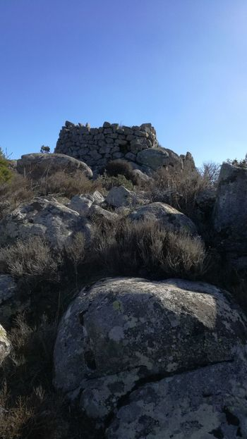 Nature Outdoors No People Rock - Object Day Mountain Clear Sky Sky Landscape Beauty In Nature Tranquility Sardinia Sardegna Italy