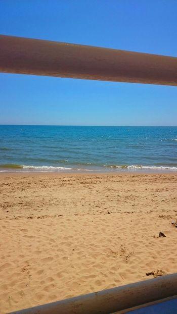 Fuen Playeando Relaxing Enjoying The Sun Sunshine Beach