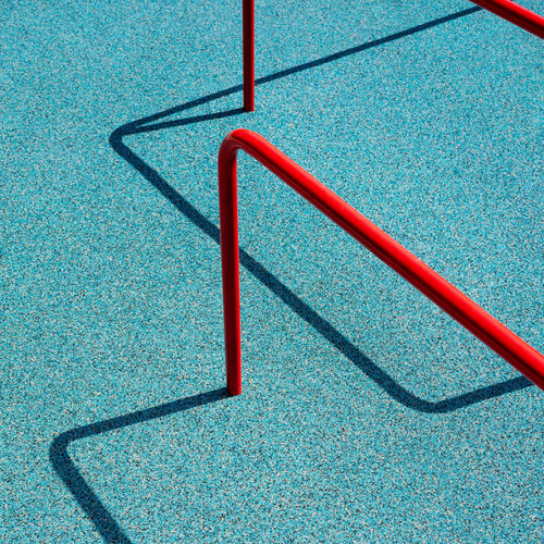 Playground love Seoul Minimalism New Topographics High Angle View Pattern Close-up Zigzag Geometric Shape Geometry Square Shape Shape Ground LINE