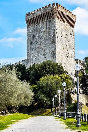 Travel Photography Castiglione Del Lago Borgo Antico