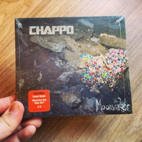 Chappo Moonwater Comehome Ipodtouch Album