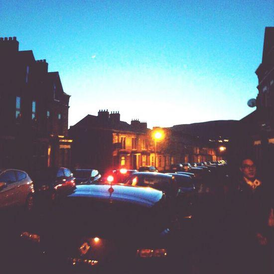 Neighbourhood At Night