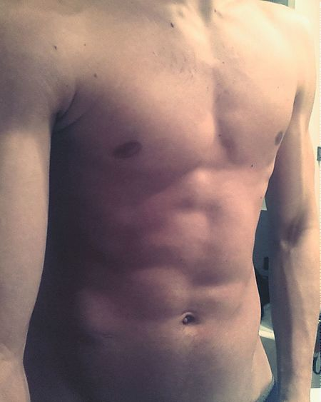 Gym Muscle Goodmorning Pre-Shower  Athletics Love