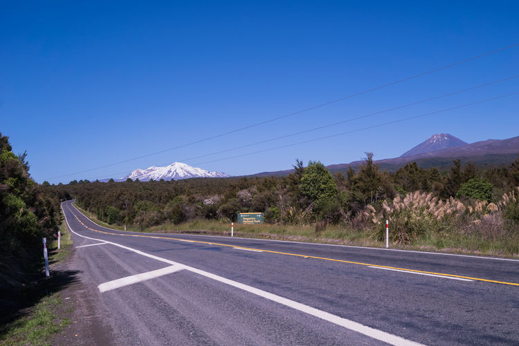 Clear Sky Day Highway Landscape Mountain No People Outdoors Road Sky The Way Forward Transportation Travel Destinations Winding Road