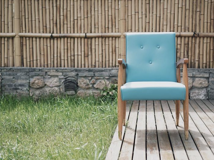 MySeat Wood - Material Day No People Grass Chair Outdoors Green Color Built Structure Architecture Seat Nature Animal Themes Close-up People Art Is Everywhere EyeEmNewHere The Architect - 2017 EyeEm Awards
