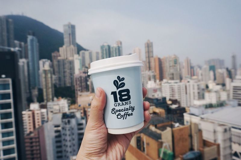 HongKong Coffee 18grams