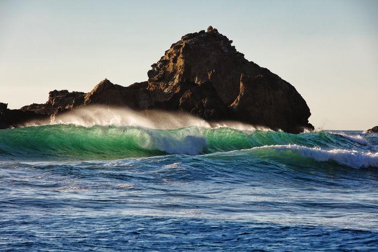 Wave Pair at