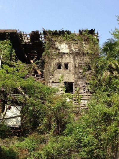なかなかいい廃墟 廃墟 Ruins Kyoto, Japan
