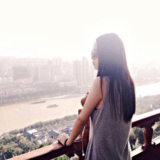 陌生的人 请给我一支兰州 十一时候的照片了 Lan Zhou