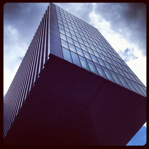 Office Building Sky Followme repost instagood photooftheday picoftheday tweegram igdaily instahub instagramhub webstagram dusseldorf view