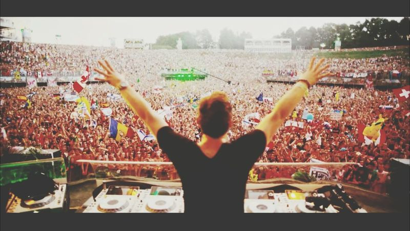 What Does Music Look Like To You? Musik <3 Tomorrowland Awsome
