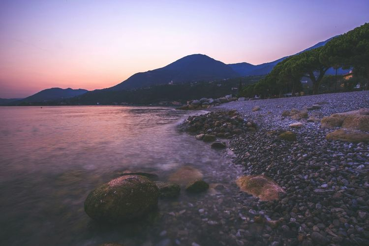 Nature Landscape EyeEm Nature Lover Water Long Exposure Sunset Mountains Protecting Where We Play