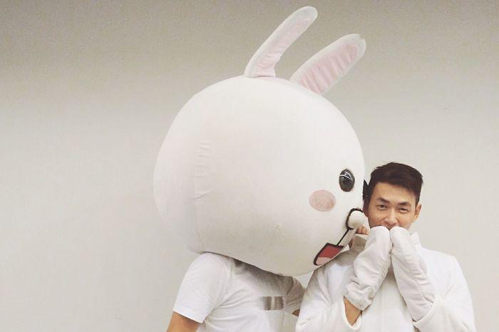 C o n y | S h y Cony Shy Mascot LINE Naver Thailand