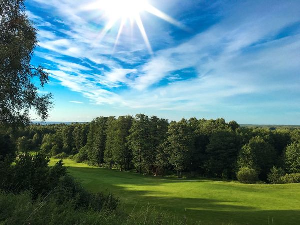 Today at golf Taking Photos Relaxing Chilling Nature Photography The OO Mission Beautiful View Golfing Golf Golfcourse
