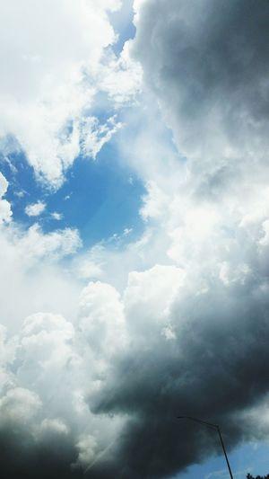 Clouds Sky Weather Rain Florida Sun & Rain Florida Weather