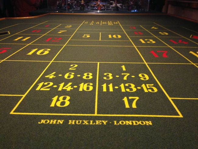 Close-up Commercial Photography Day No People Roulette Table Yellow