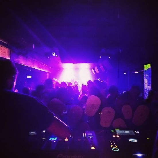 Italian takeover at the Bootleg Techno Music Techno Music Mishka Clubbing Deeptechno Technoculture Arts Culture And Entertainment Nightlife Music Performance Popular Music Concert Crowd Stage - Performance Space Fun Nightclub