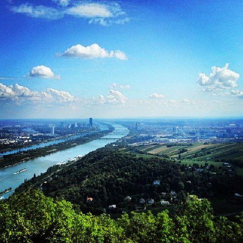 Hallo beautiful VIENNA!