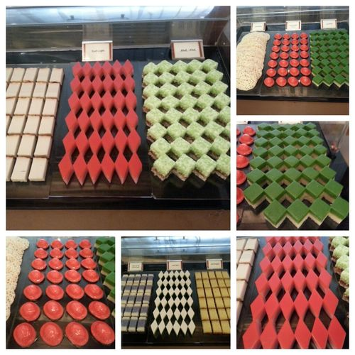Nonya Kueh at Copthone King's Hotel buffet lunch Singapore Food Singapore Popular Photos Delicious