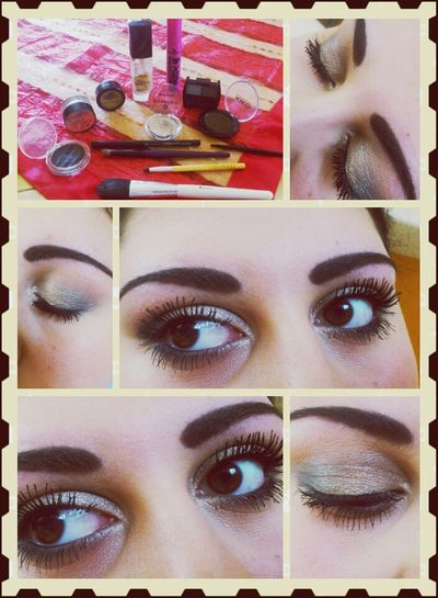 Fall2013 Eye Makeup. Arabic Style That's Me