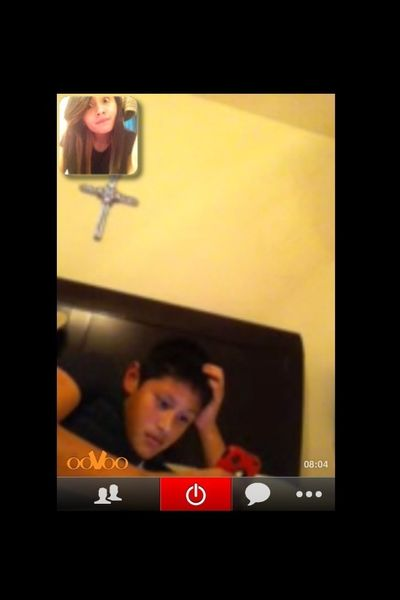 Oovoo With Bff!