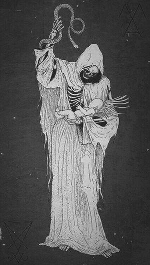 Luciferianism Death Occult Sacrifice