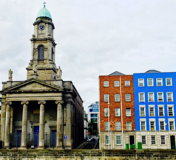 TakeoverContrast Architecture City Outdoors IPhoneography Dublin Building Exterior City