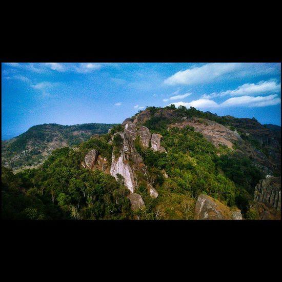 Landscape Gunungapipurba