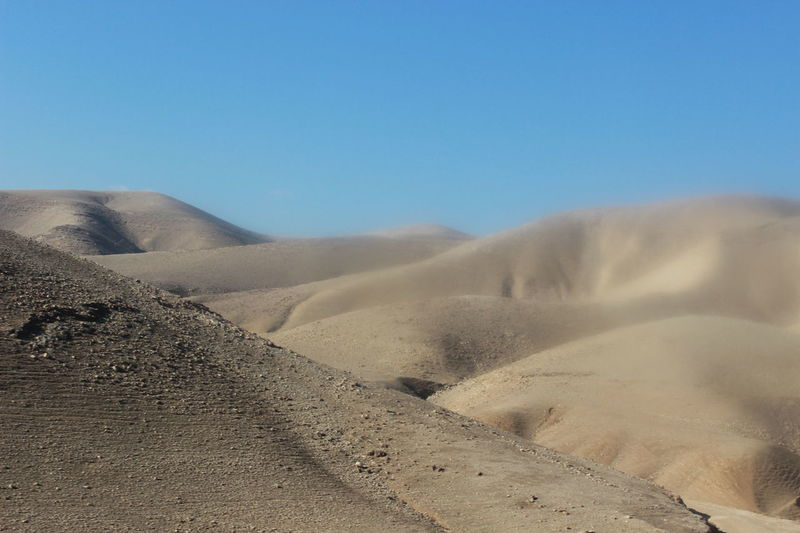 sand waves EyeEmNewHere Brown Sky Blue Peacfull Place Clean Immense Sand Dune Desert Arid Climate Clear Sky Sand Adventure Sky Landscape Power In Nature Hill Force Arid Landscape Arid Geology EyeEmNewHere