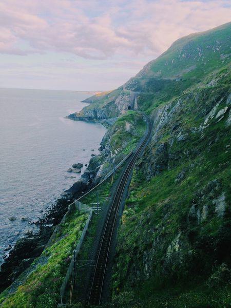 Nature Bray Ireland Europe Eurotrip Vscocam Travel Trip Bray, Ireland
