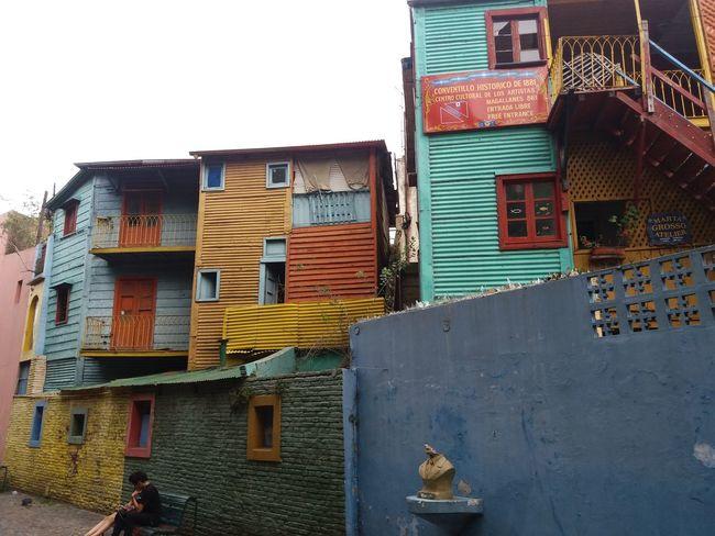 Caminito,La Boca,Buenos Aires Architecture Argentina Buenos Aires Point Of Interest Caminito La Boca Turistic Art old Historic Old