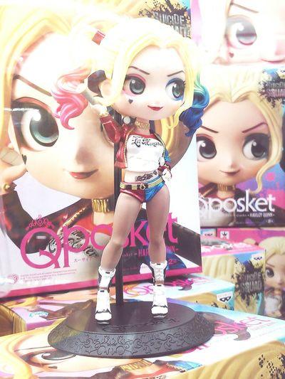 Badman Toys Qpokets Dolls Harlyquinn