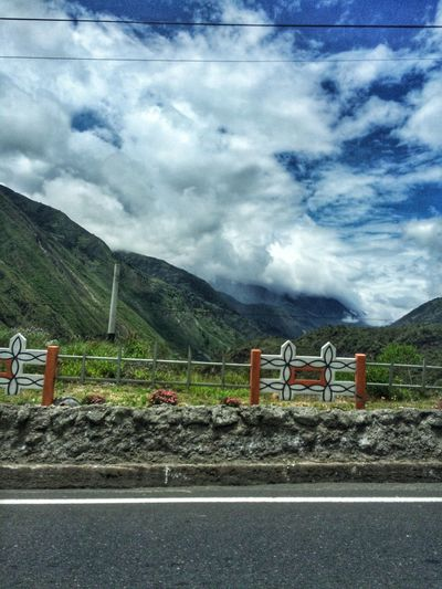 Atmosphere Travel Road Mountain Sky Ecuador