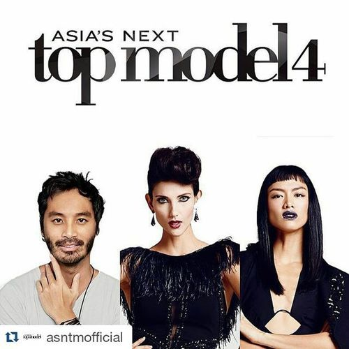 Finally a decent line up.. Last season wasn't good at all Repost @asntmofficial with @repostapp ・・・ We know ya'll have been excited for the upcoming season of Asia's Next Top Model. Today, we are proud to announce three new judges for Cycle 4. Please give a warm welcome to our gorgeous model mentor @Kelly_Tandiono, fierce creative director @YuTsai88, and the stunning host of the show @CindySirinya ❤️ We're so excited to see them guide the girls on their journey to becoming a top model! @asntmofficial @starworld_asia CindyBishop KellyTandiono YuTsai Topmodel  AsNTM4