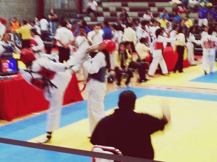 Torneo francisco de asis Petorojo Taekwondo ♥