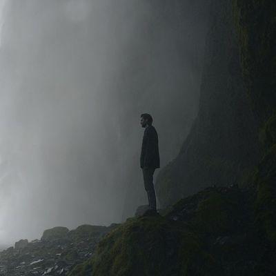exhale Iceland Skogafoss