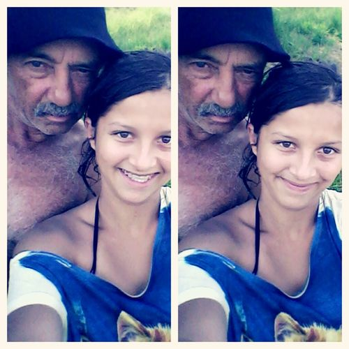 Papai amor sem fim te amo 😘😍