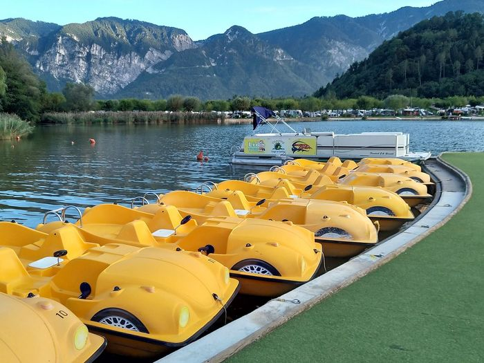 pedalo' Water