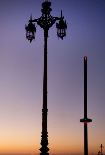 street lamp and the i360 at dusk Brighton Seafront British Airways I360 Day Dusk In The City Evening Glow EyeEm New Here Eyeem New Talent I360 I360 Tower Lamp Post Lamp Posts Low Angle View No People Ornate Ornate Lighting Outdoors Silhouette Sky Street Lamps Street Light Street Light Silhouette Street Lighting Street Lights Street Lights At Sunset Sunset Silhouettes