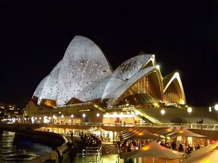 Opera House Arts Culture And Entertainment Aussie City Life Design Famous Place Operahouse Pattern Shape
