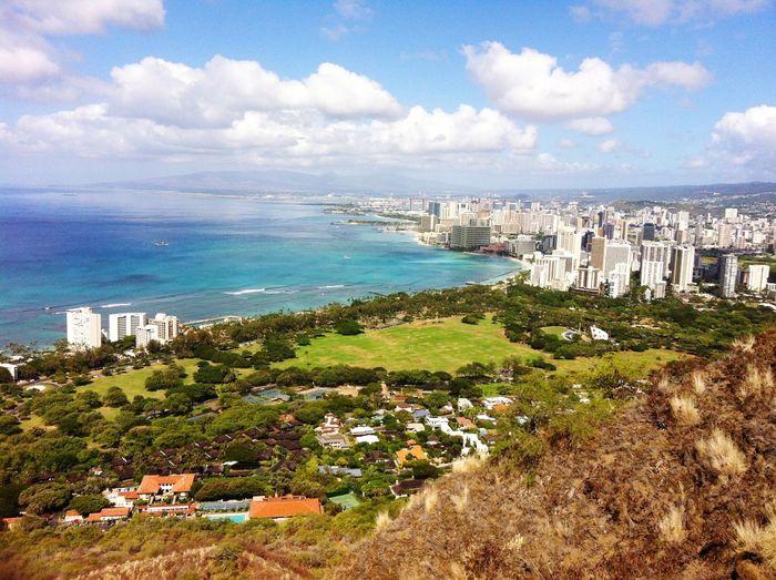 Diamondhead Hawaii Oahu One's Honeymoon EyeEm Best Shots EyeEm Nikon D7100