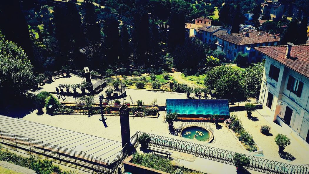 Fine Art Photography oh look, there are some old villas ... enjoying the day pt. 6 Florence Villa