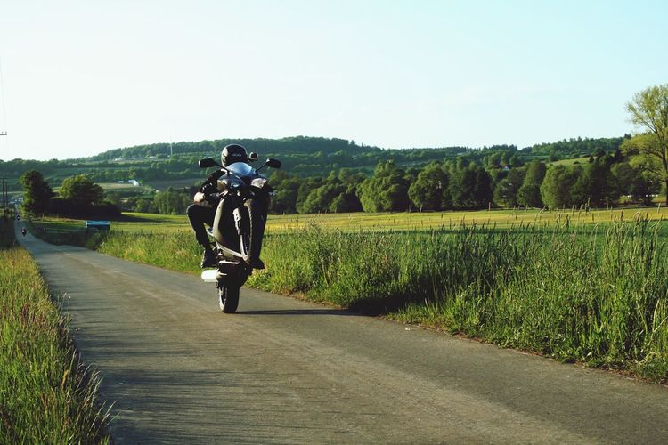 OpenEdit EyeEm Best Shots Taking Photos Likeforlike Motorcycle Wheelie Check This Out Photooftheday Selfportrait