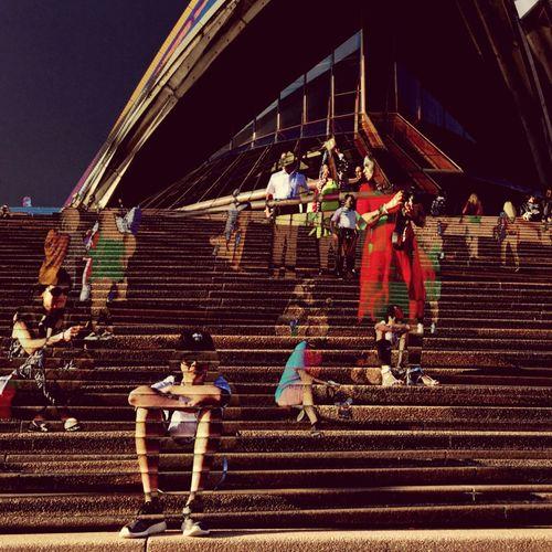 Stairs , Sydney